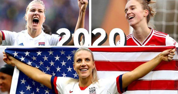 TOP 10 นักฟุตบอลหญิง ที่ดีที่สุด
