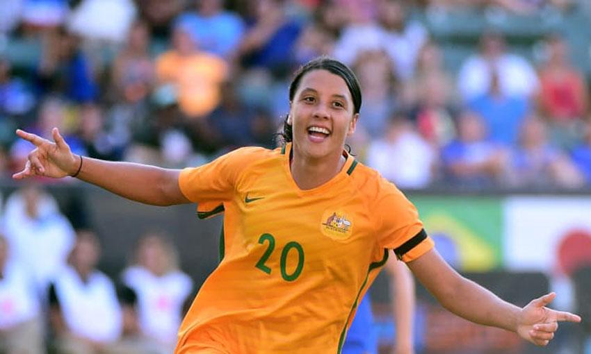 นักฟุตบอลหญิงที่ดีที่สุด